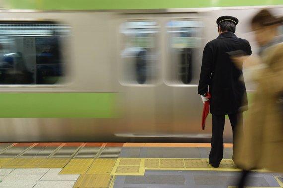 Asm.archyvo nuotr./Japonijos transportas