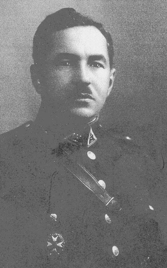 Skemų dvaro administratorius, rašytojas Juozas Švaistas