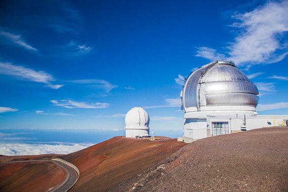Shutterstock.com nuotr./Mauna Kėjos observatorija, Havajai