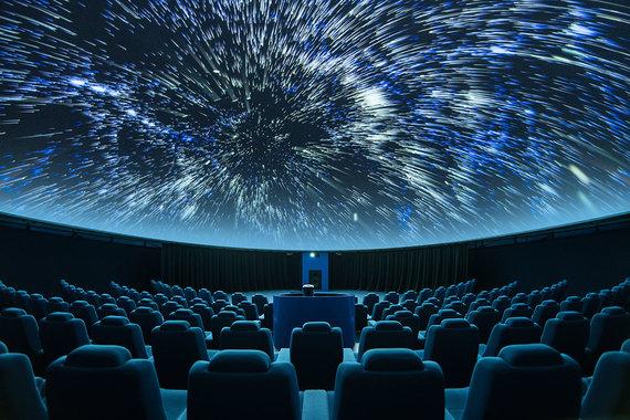 Shutterstock.com nuotr./Planetariumas