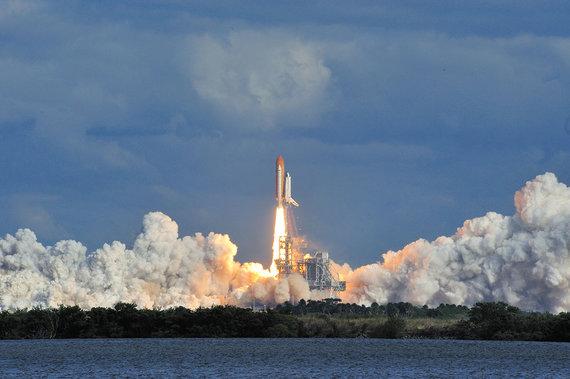Shutterstock.com nuotr./Kenedžio kosminių skrydžių centras, Florida, JAV
