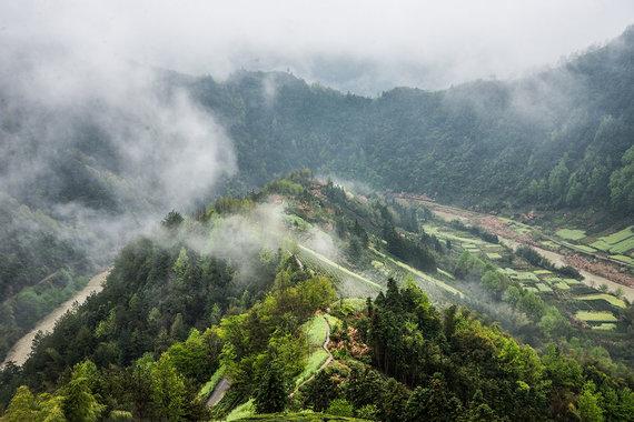 Shutterstock.com nuotr./6. Huan Šanas, Kinija