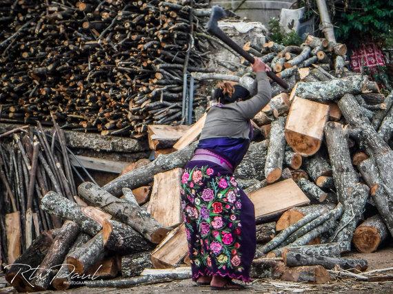 Paul Stewart nuotr./Kelionė po Gvatemalą