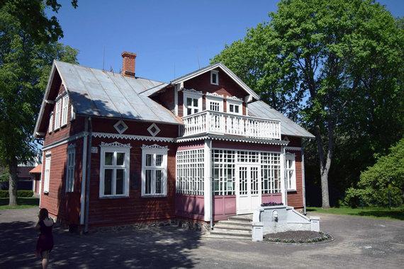 """VšĮ """"Gatvės gyvos""""/J. Šliūpo memorialinė sodyba"""