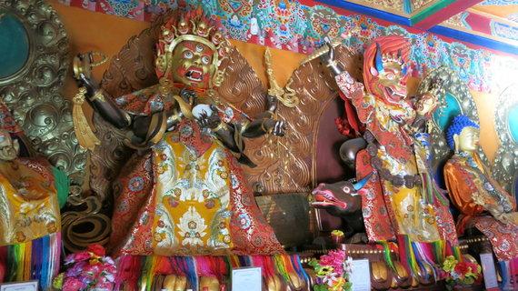Raimondo Dikčiaus nuotr./Tibetas