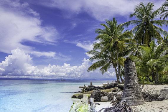 Paul Stewart nuotr./Kelionė po Panamą