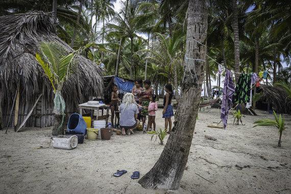Paul Stewart nuotr./Kelionė Panamoje