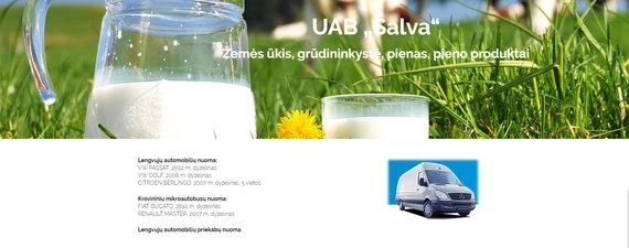 Nuotrauka iš tinklalapio Salva.lt