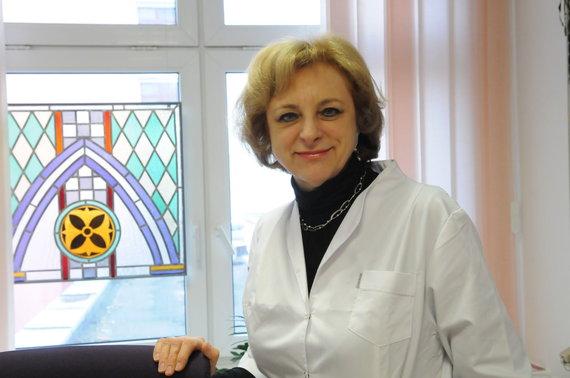 Asmeninio archyvo nuotr. /Profesorė Irena Butrimienė