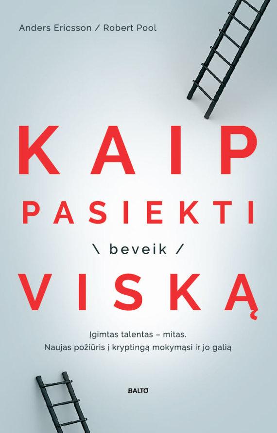 Balto leidybos namų nuotr. /Knygos viršelis