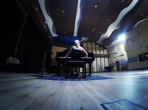 Asmeninio archyvo nuotr. /Pianistė Morta Grigaliūnaitė