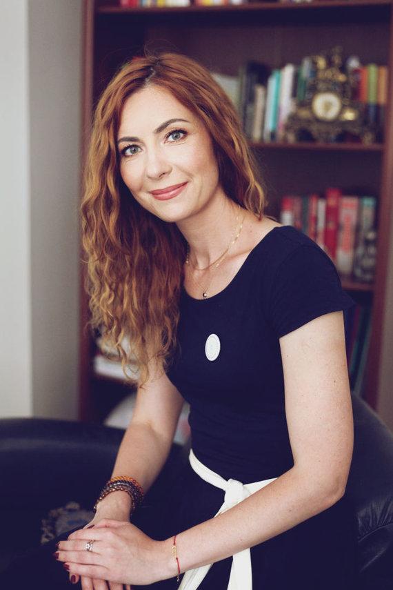 Asmeninio archyvo nuotr. /Psichologė Laura Tamulevičė