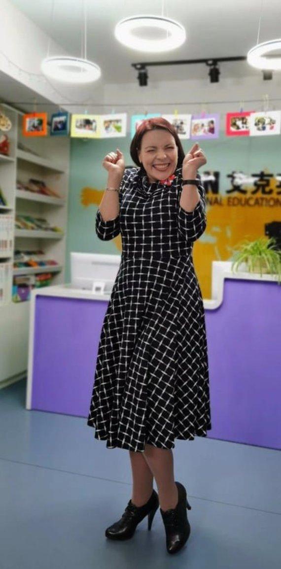 Asmeninio archyvo nuotr. /Birutės Valčiukaitės gyvenimas ir darbas Kinijoje