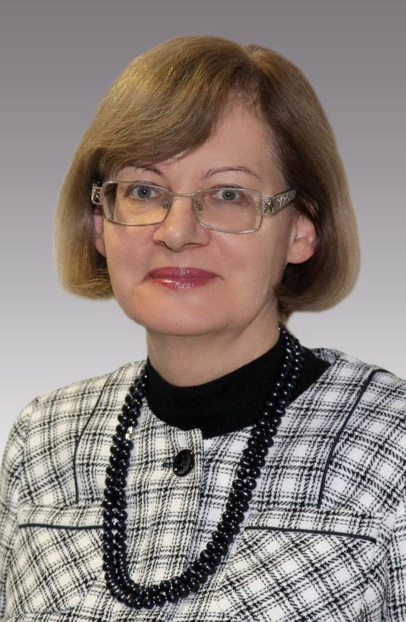 Asmeninio archyvo nuotr. /Profesorė Dalia Sekmokienė