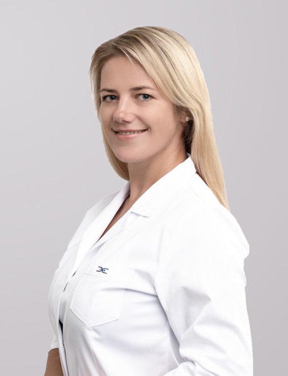 Medicinos diagnostikos ir gydymo centro nuotr./Gastroenterologė Agnė Šiatkienė