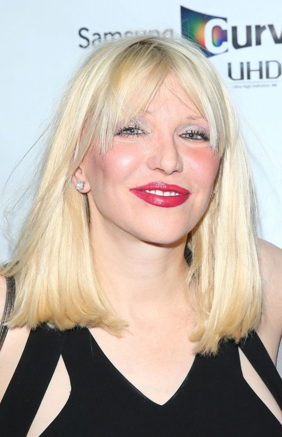 """Scanpix"" nuotr./Courtney Love"