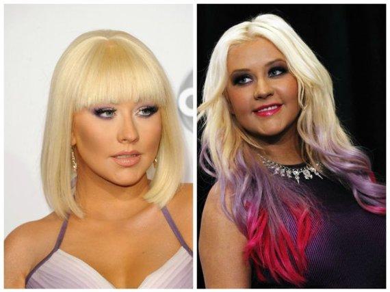 """Scanpix"" nuotr./Christina Aguilera"