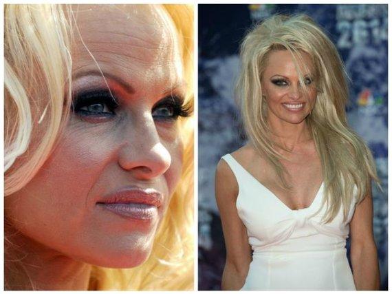 """Scanpix"" nuotr./Pamela Anderson"