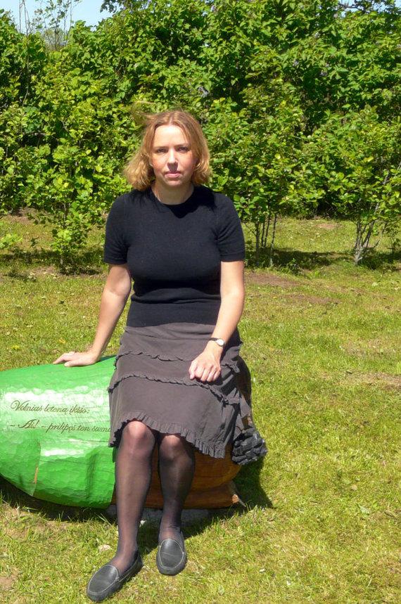 Asmeninio archyvo nuotr. /Literatūrologė, doc. dr. Loreta Žvironaitė-Udrienė
