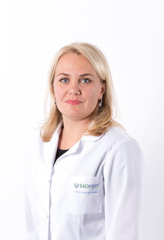 Asmeninio archyvo nuotr. /Medicinos mokslų daktarė, kraujagyslių chirurgė Žana Kavaliauskienė