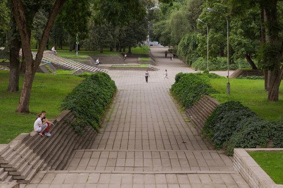 """A.Vasilenko nuotr./A.Vasilenko projekto """"This is Vilnius"""" nuotrauka"""