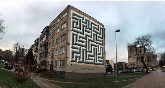 Vilniaus savivaldybės nuotr./Labirintas