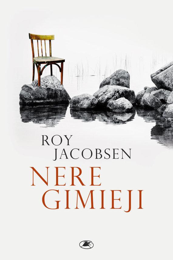 "Knygos viršelis/Roy Jacobsen ""Neregimieji"""