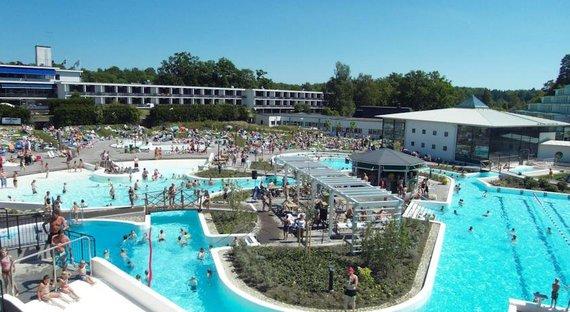 Ronneby Brunn kurortas / SPA kompleksas su vandens parku
