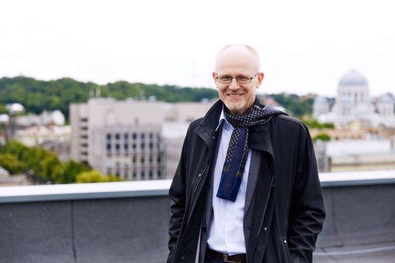 Prof. Jonas Ruškus / Asmeninio archyvo nuotr.