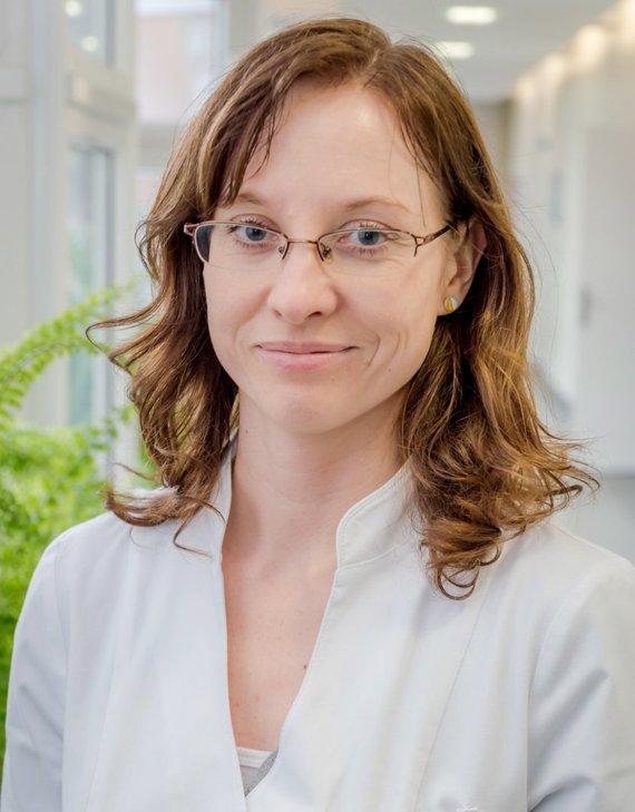 Gydytoja-dietologė Eglė Časaitytė / Kardiolitos nuotr.