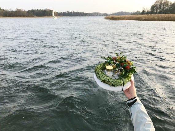 Monikos Svėrytės nuotr./Helovino regata