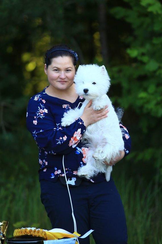Asmeninio albumo nuotr./Ingrida Vaitiekauskaitė