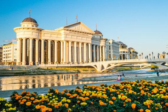 """""""Shutterstock"""" nuotr. /Skopje, Makedonija"""