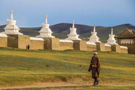 """Kelionių organizatoriaus """"GRŪDA"""" nuotr./Karakorumas, Mongolija"""