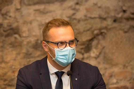 Renginio organizatorių nuotr./Marius Narmontas
