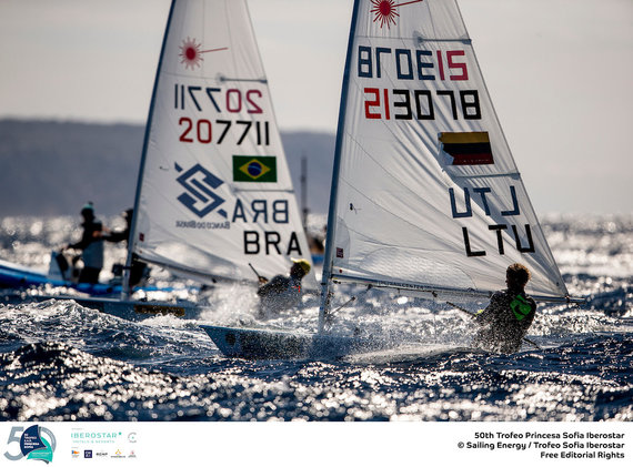 Sailing Energy-Trofeo Sofia Iberostar nuotr./Martis Pajarskas