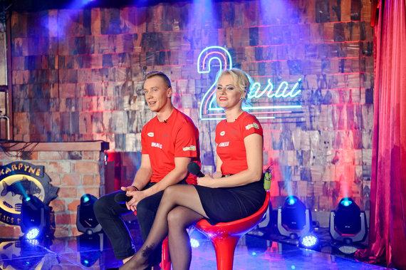 TV3 nuotr./Renaldas ir Ernesta