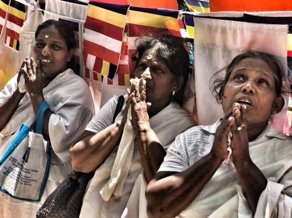 Asmeninio albumo nuotr./Atostogų Šri Lankoje akimirka