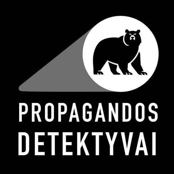"""""""Propagandos detektyvai"""" nuotr./""""Facebook"""" puslapis """"Propagandos detektyvai"""""""