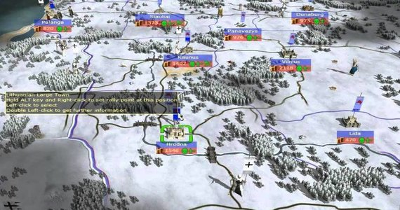 "Stopkradras/LDK teritorija ""Medieval II Total War"""