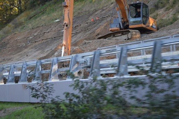 Viaduko statybos
