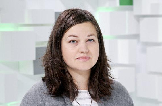 Valdo Kopūsto / 15min nuotr./Paramos vaikams centro psichologė Veronika Lakis-Mičienė