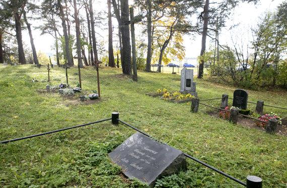 Valdo Kopūsto / 15min nuotr./Viršuliškių kapinės