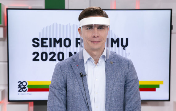 Valdo Kopūsto / 15min nuotr./Mindaugas Sinkevičius