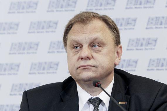 Valdo Kopūsto / 15min nuotr./Valdas Sutkus, Lietuvos verslo konfederacijos prezidentas