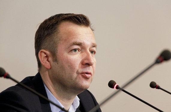 Ramūnas Vilpišauskas, VU TSPMI direktorius