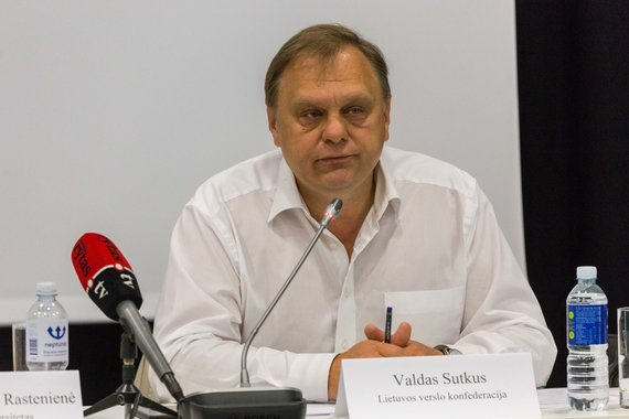 Svajūno Stroino / 15min nuotr./Valdas Sutkus