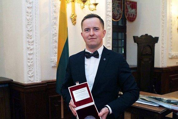 Asmeninio archyvo nuotr./Vytautas Kederys