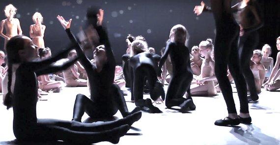 """Organizatorių nuotr./Šokio spektaklis """"Skaičiai"""""""