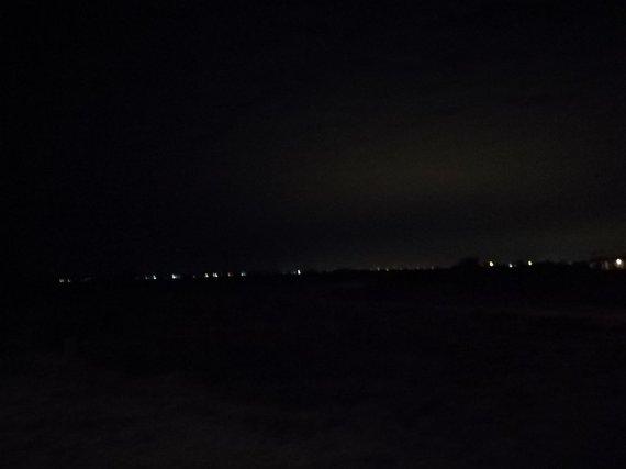 Naktis prie Berisso